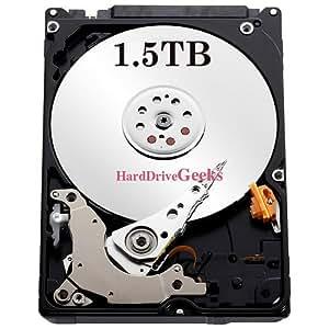 1.5TB 2.5インチハードドライブfor Acer TravelMate 7220G 723073207330751075207520Gノートパソコン