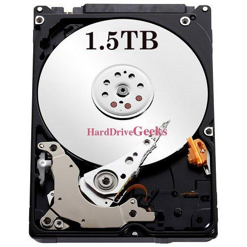 新しい1.5TB 2.5インチハードドライブのLenovo / IBM ThinkPad x61–7678x61–7679x61–7762x61–7763x61–7764x61–7767x61–7768x61–7769タブレット