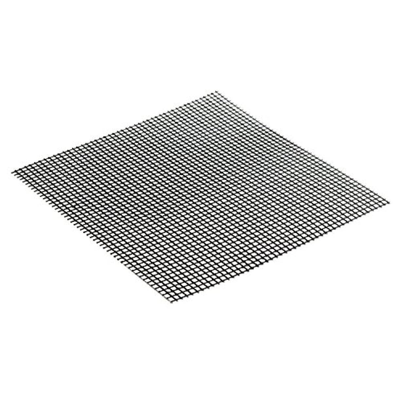 銀河エンジニア過半数YideaHome バーベキューグリルマット BBQグリルマット BBQシート 耐熱再利用可能 お手入れ簡単 鉄板替りに 非粘着かつ不燃性 収納清潔便利