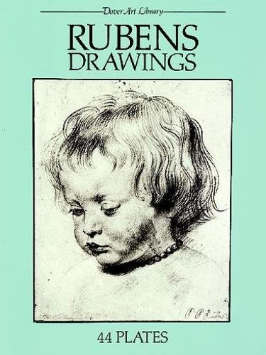 Rubens Drawings: 44 Plates (Dover Fine Art, History of Art)