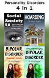 Personality Disorders: Guide to Personality Disorders 4 in 1 Combo (English Edition)