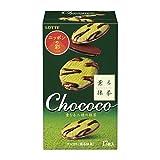 ロッテ チョココ<薫る抹茶> 17枚×5個