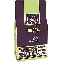 AATU(アートゥー) キャットフード ダック グレインフリー(穀物不使用) 1kg 成猫用