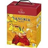 サングリア 3000ml [スペイン/赤ワイン/甘口/ライトボディ/1箱]