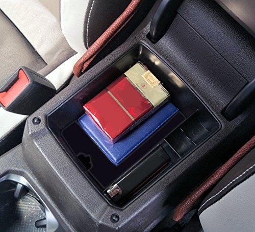 アームレスト 収納ボックス リム「フォルクスワーゲン・ティグアン(VW Tiguan ) 2代目 AD1 2016 -2017年」に適合 【HIGH FLYING】