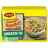 MAGGI 2 Minute Noodles, Wholegrain Chicken 30 Pack, 6 x 5 Pack