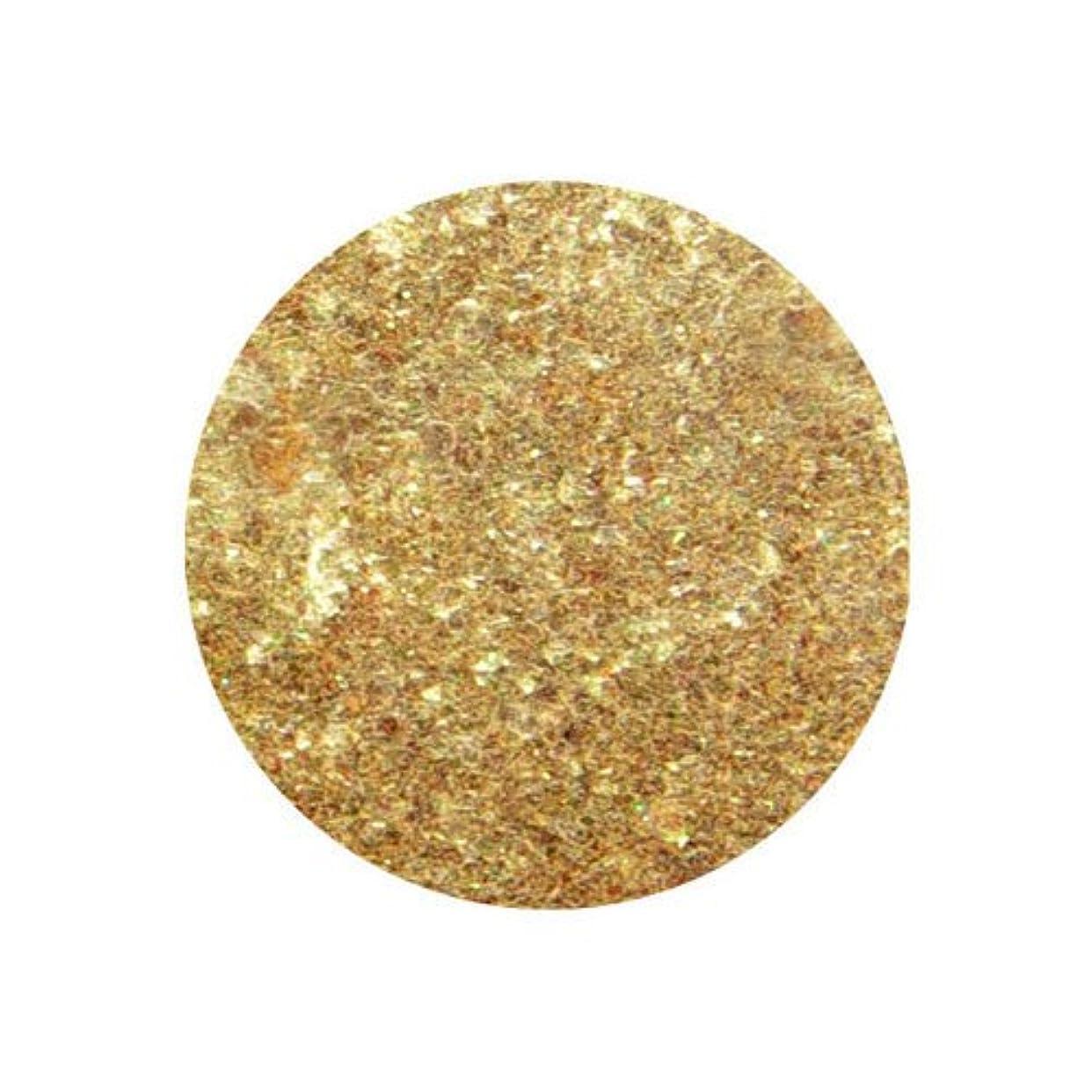 戻す角度怠なピカエース クリスタルパール L #432-CKL ゴールド 0.5g アート材