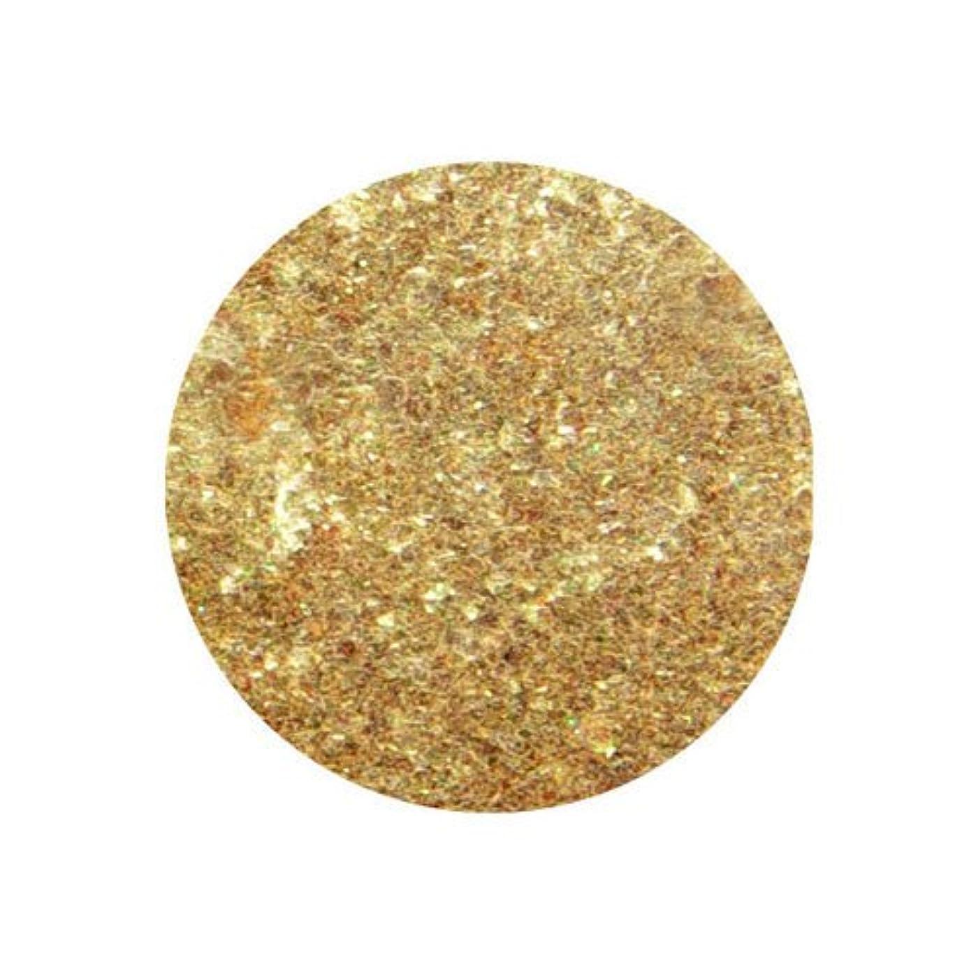のスコアなしでびんピカエース クリスタルパール L #432-CKL ゴールド 0.5g アート材