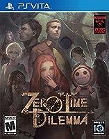 Zero Time Dilemma (輸入版:北米) - PS Vita