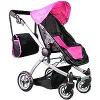 [マミーアンドミードールコレクション]Mommy & Me Doll Collection Mommy & Me Deluxe Babyboo Doll Stroller 9651C [並行輸入品]