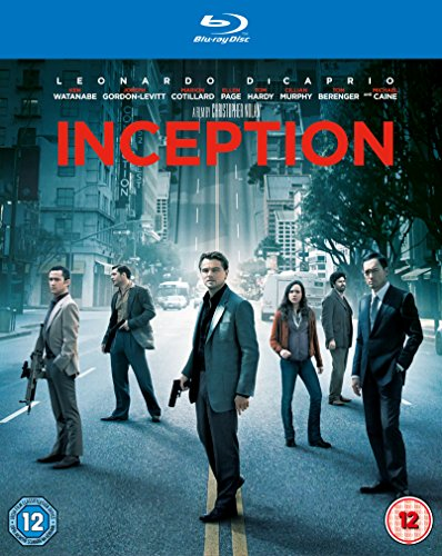 Inception [Blu-ray] [Import]