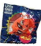 Little Glee Monster Round 1 むぎゅっとマスコット 赤