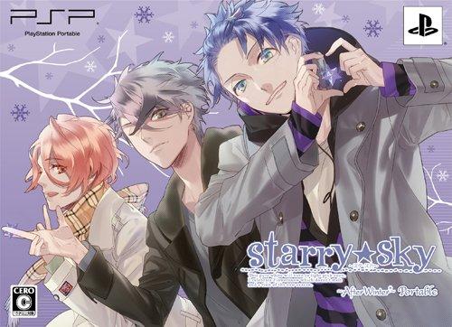 Starry☆Sky~After Winter~Portable 初回限定版 (特典 スペシャルUMD/初回限定版特別小冊子 同梱) - PSPの詳細を見る