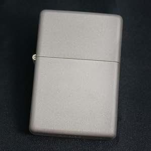 zippo(ジッポー) 純チタン(Solid Titanium) 2003年製造