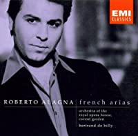 French Arias (Alagna, Roh, De Billy) by Roberto Alagna (2001-02-05)