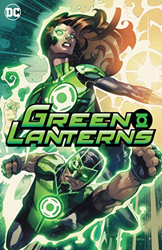 Green Lanterns Vol. 9:  With T...