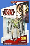 Star Wars Clone Wars General Grievous New Packaging Figure by Star Wars [並行輸入品]