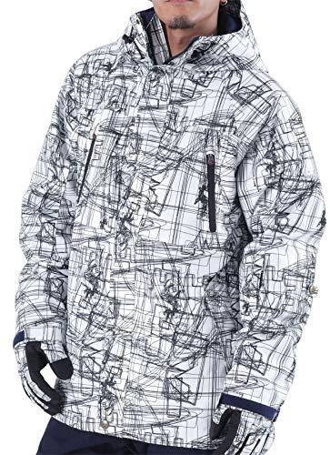 PONTAPES(ポンタぺス) スノーボードウェア ジャケット 単品 メンズ レディース 全19柄 XS~XXL 耐水圧10,00...