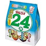 マルコメ 料亭の味 たっぷりお徳減塩 24食×3パック入