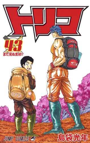 トリコ 43 (ジャンプコミックス) -