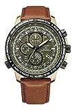 シチズン 腕時計 プロマスター エコ・ドライブ電波時計 SKYシリーズ ダイレクトフライト AT8194-11X