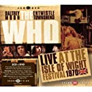 Live At The Isle Of Wight Festival 1970 (2CD + DVD Region 0 PAL)