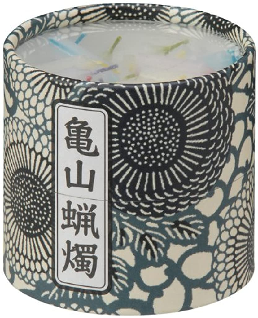傾斜和らげる知覚できる亀山五色蝋燭(小) 約130本入り
