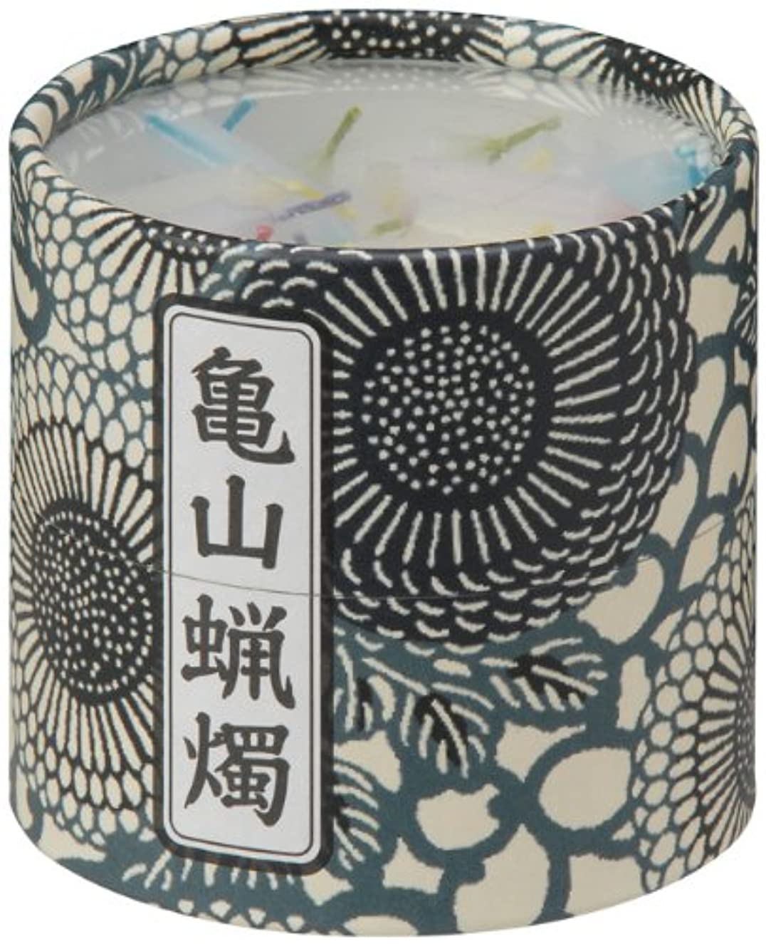 明らかに軽減する製造業亀山五色蝋燭(小) 約130本入り