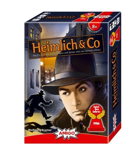 アンダーカバー(Heimlich & Co)/Amigo/Wolfgang Kramer