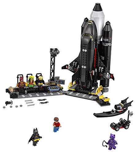 LEGOバットマンムービーThe bat-spaceシャトル70923建物キット( 643Piece )