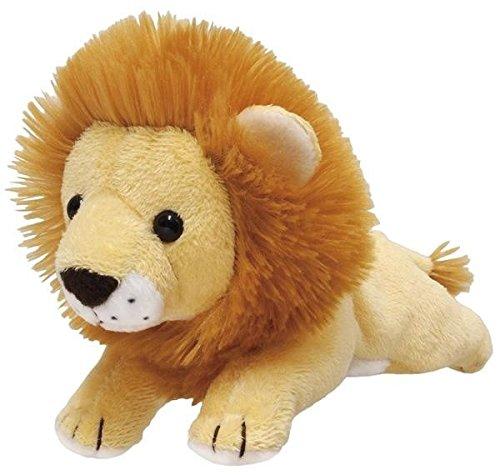 りくのなかまたち ぬいぐるみ ライオン 180516