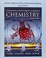 Study Guide and Full Solutions Manual for Fundamentals of General Organic and Biological Chemistry【洋書】 [並行輸入品]