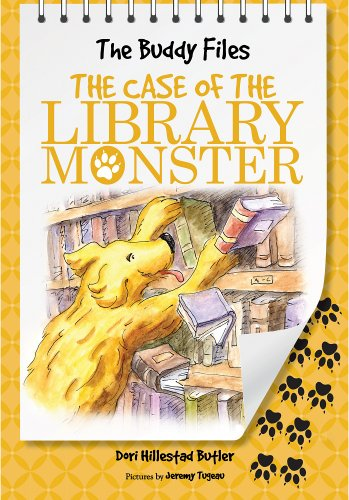 The Case of the Library Monster (The Buddy Files)の詳細を見る