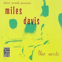 Blue Moods by Miles Davis (1991-07-01)