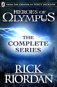 Heroes of Olympus: The Complete Series (Books 1, 2, 3, 4, 5) by [Riordan, Rick]