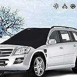 niceeshop ( TM )車サイドウィンドウSunshades車、SunshadesプロテクターFitsすべて車Windows保護子供とペットから有害な紫外線、2パック ブラック niceEshop