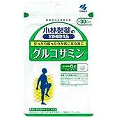 小林製薬の栄養補助食品 グルコサミン 約30日分 180粒