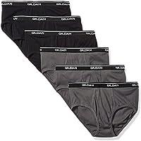 Gildan Platinum Mens 6-Pack Cotton Brief Briefs