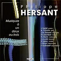 Duo & Trio Works: Fessard(Cl) Colombet B.lopez(Vn) Farjot(P) Etc