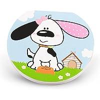 Playful Puppy Pink Notepads 遊び心の子犬ピンクメモ帳?ハロウィン?クリスマス?