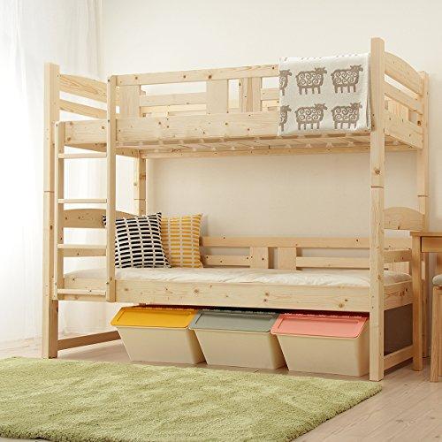 北欧デザイン 二段ベッド