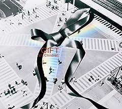 Mr.Children「風と星とメビウスの輪 (Single Version)」の歌詞を収録したCDジャケット画像
