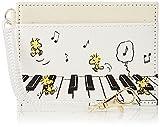 [スヌーピー] パスケース 定期入れ snoopy0166 レディース ピアノ(SPZ-1763)