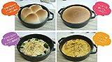 魚焼きグリル調理に!多機能鍋 オーブン料理 揚げ物に