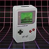【任天堂ライセンス商品】 ゲームボーイ型 缶製 貯金箱