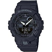 [カシオ] 腕時計 ジーショック G-SQUAD GBA-800-1AJF メンズ ブラック