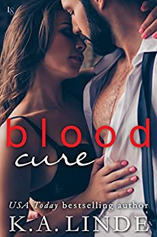 Blood Cure (Blood Type Book 3) by [Linde, K.A.]