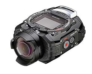 RICOH 防水アクションカメラ  WG-M1 ブラック  WG-M1 BK 08271