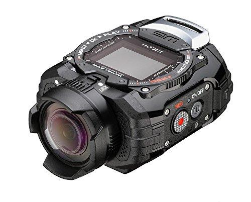 RICOH 防水アクションカメラ WG-M1 ブラック WG...