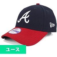 New Era(ニューエラ) アトランタ・ブレーブス ジュニア ザ・リーグ 9FORTY アジャスタブル キャップ/帽子